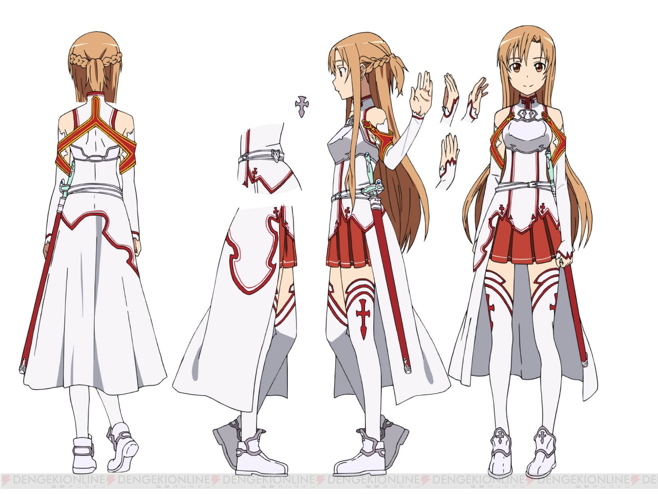 Kirito And Asuna Coloring Pages - Kirito And Asuna Drawing Easy ... | 960x1280